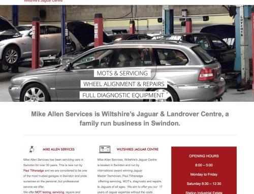 Mike Allen Services