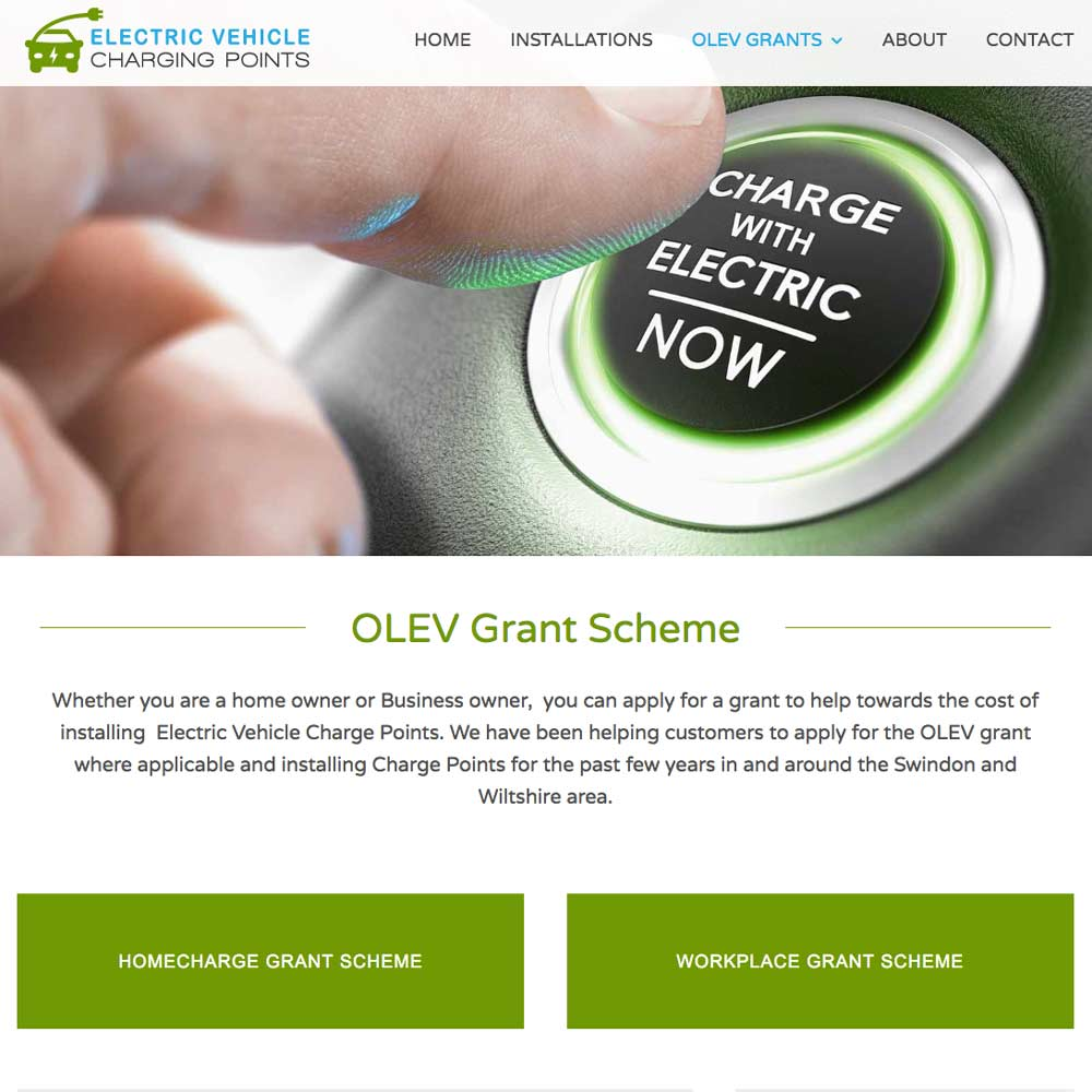 Electric vehicle chargers Client