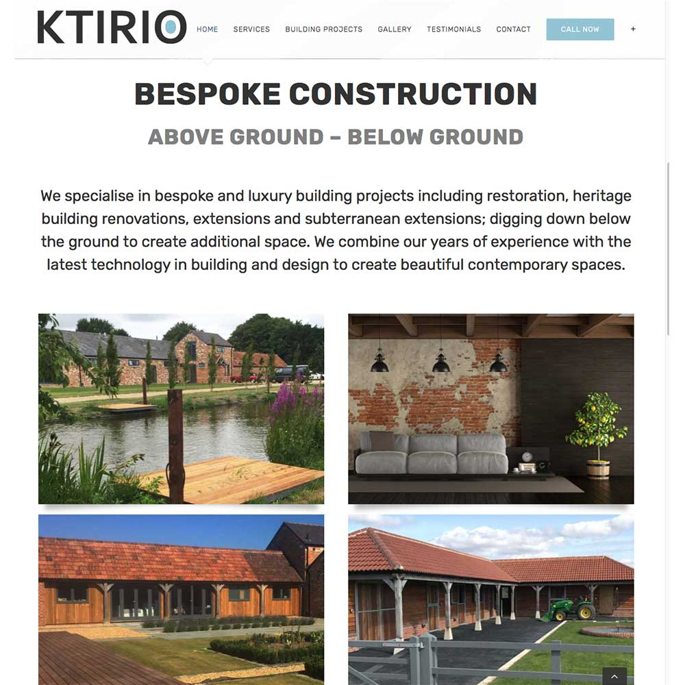 Ktirio Design & Build, Swindon