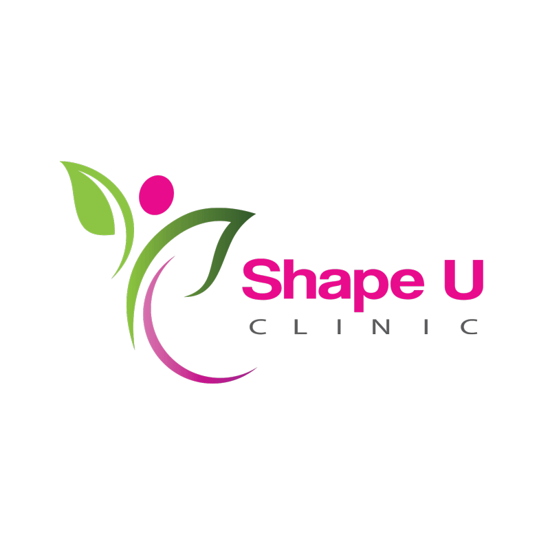 Logo design for Shape U clinic Swindon